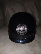 Women's Harley Davidson Rhinestone Skull Helmet