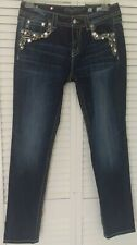 """WOMEN'S """"MISS ME"""" MID-RISE SKINNY JEANS, 32 X 31, STYLE #MY591053"""