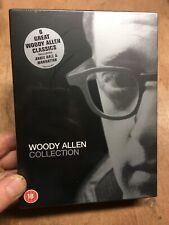Woody Allen Collection Collection(R2 DVD)New+Sealed Annie Hall Manhattan Sleeper