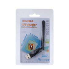 RT5370 USB WiFi Adapter Antenna Dongle External Wireless LAN Network Card 150Mb
