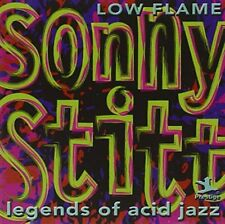 Stitt, Sonny - Low Flame CD NEU