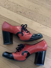 Adorable 1960's vintage shoes women 8Aa Very Unusual!