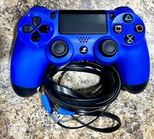 Sony DualShock 4 (PlayStation 4) PS4 Wireless Controller & Charger😀Works Great!