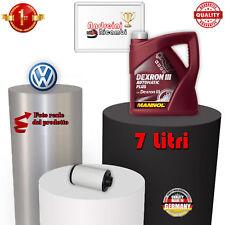 KIT FILTRO CAMBIO AUTOMATICO E OLIO VW SCIROCCO 2.0 R 195KW DAL 2009 -> 1080