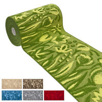 Tappeto cucina antiscivolo 3D moderno passatoia bordata corridoio bagno assorbe