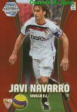 369 JAVI NAVARRO ESPANA SEVILLA.FC ESTRELLAS TARJETA CARD MGK LIGA 2008 PANINI