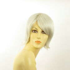 short wig for women smooth white ref: ROSY 60 PERUK