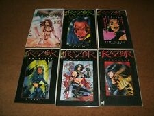 Razor Swimsuit Special, Archives 1-5, Convention/Tourbook 92-96, 11 Comic Lot