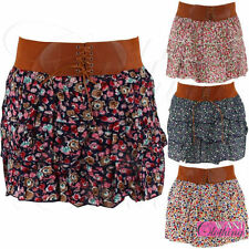 Cotton Hippy, Boho Party Plus Size Skirts for Women