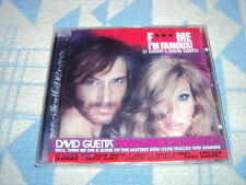 F *** Me en Famous 2012 de David Guetta (2012) CD neuf emballage d'origine