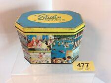 Vintage Butlin Souvenir Tin