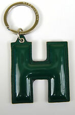Marc by Marc Jacobs Alphabet Letter Initial Key Ring Chain Charm Holder Green H