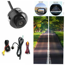 Night Vision Reverse Parking Camera HD Car Front Rear Side View Cam Waterproof