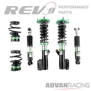 Hyper-Street ONE Lowering Kit Adjustable Coilovers For PONTIAC G5 07-09
