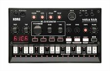 Korg Volca Kick Analog Kick Generator Touch Fx Black Japan F/S Tracking New