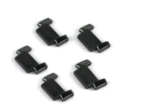 Set of 1 2 3 4 Link for EMPORIO ARMANI AR1451 Ceramic Watch Bracelet Strap Band