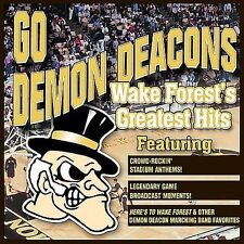 Go Demon Deacons: Wake Forest's Greatest Hits CD