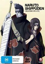 Naruto Shippuden : Collection 2 : Eps 14-26 (DVD, 2010, 2-Disc Set)