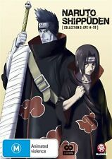 (DVD TV) Naruto Shippuden: Collection 2: Eps 14-26 (2010 2-Disc Set) (M) (Anime)