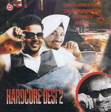 HARDCORE DESI 2 - NEW UK BHANGRA ALBUM - FREE UK POST