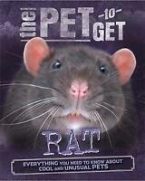 The Pet to Get: Rat by Colson, Rob   Paperback Book   9780750289290   NEW
