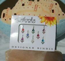 NEW package of 8 designer Bindis tribal ethnic bellydance