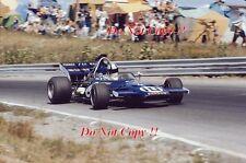 Mark Donohue penshe-Blanco De Carreras McLaren M19A canadiense GP 1971 fotografía 3