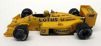 Unbranded 1/43 Scale Plastic 17OCT17T Lotus Honda #12 Model F1 Car