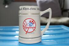 New York Yankees Stein / Mug 1999 World Series Champions