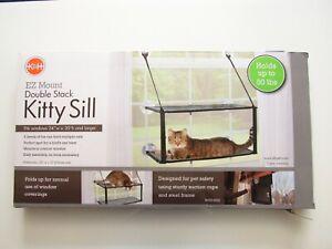 Kitty Sill - Double Window Ledge