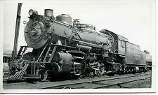 7A242 RP 1938 AT&SF SANTA FE RAILROAD ENGINE #3119 ENID OK