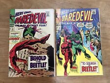 Daredevil #33 & #34 from Marvel Comics 1967 Behold the Beetle G condition?