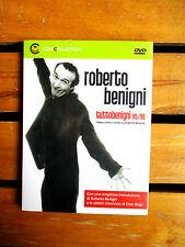 ROBERTO BENIGNI tutto Begnini Comicollection TuttoBenigni 95/96