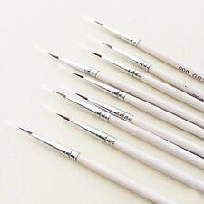 6Pcs/Set Fine Hand-painted Thin Hook Line Pen Drawing Art Pen
