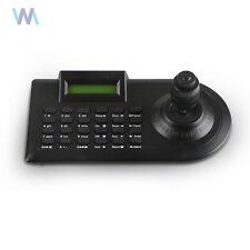 3D CCTV Joystick Keyboard Controller LCD Display For PTZ Speed Camera System Kit