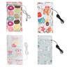 Baby Kids Bottle Warmer Insulation Cover Feeding Portable Milk Heater Bag USB