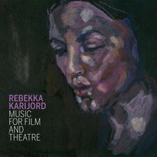 Rebekka Karijord - Music For Film And Theatre (NEW CD)