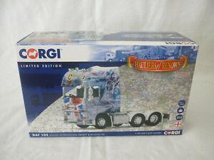 Corgi Modern Truck/Haulage CC14125 DAF XF Slough International Mint & Boxed