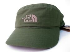 The North Face Logo Military Hat Cotton Black Summer Cadet Cap Travel Army