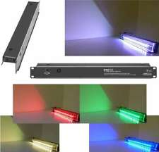 "Adam Hall 87451PROC 19"" LED Array Rack Light 1 HE mulitcolor Racklampe 5 Farben"