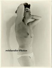 Risqué, nude woman, Original Photo, ca. 1960