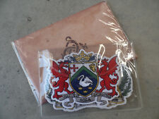 2 x The Order 1886 embroidered fabric iron-on or sew Patch Coat of Arms Badge