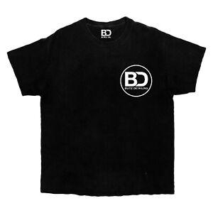 Blitz Detailing Short Sleeved Rep T-Shirt Car Cleaning Valeting Wash