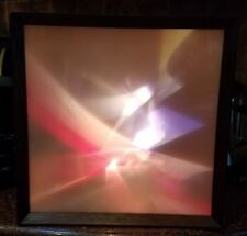 Lumia Lightolier By Earl Reiback Rare Psychedelic Light Box Mid Century