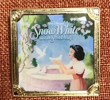 Disney Store Japan Snow White Pin LE1000 Delightful Edition Not sold in stores