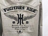 HAUSE OF HOWE Fugitives Ride Long Sleeve Shirt Men's Large