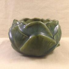 Antique Hampshire Pottery Artichoke Vase