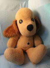 "Vintage Animal Fair Henrietta Dog Plush 25"" Stuffed Animal 1975 Henry Friend"