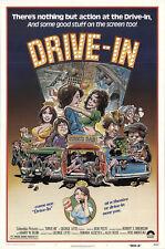 Drive-In 1976 Original Movie Poster Comedy
