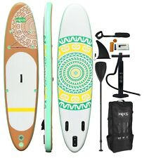SUP Board Inflatable 3.2m Stand Up Paddle Board Moari 10ft 6 Complete Set